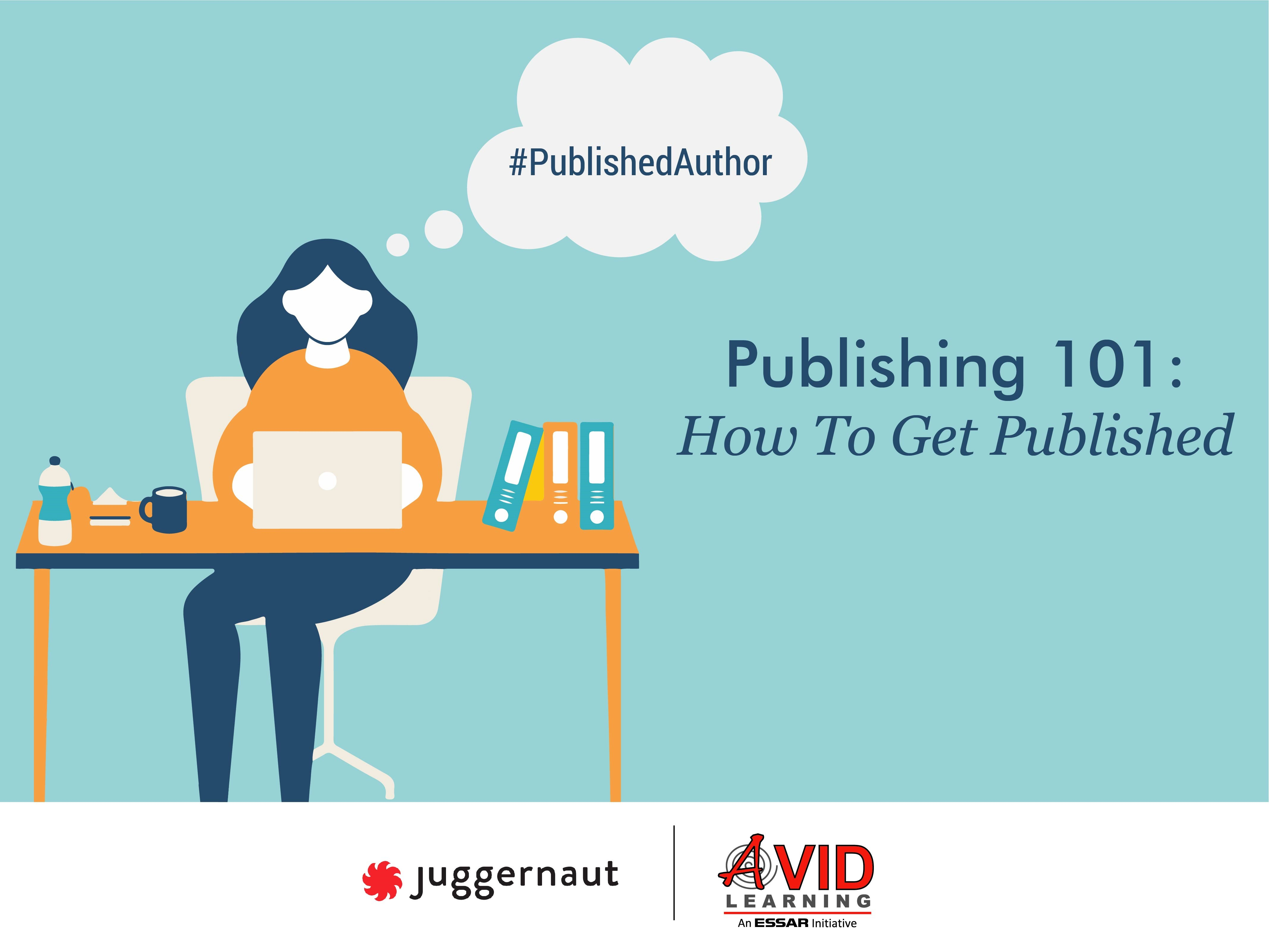 A000 - Publishing 101: How to Get Published with Chiki Sarkar