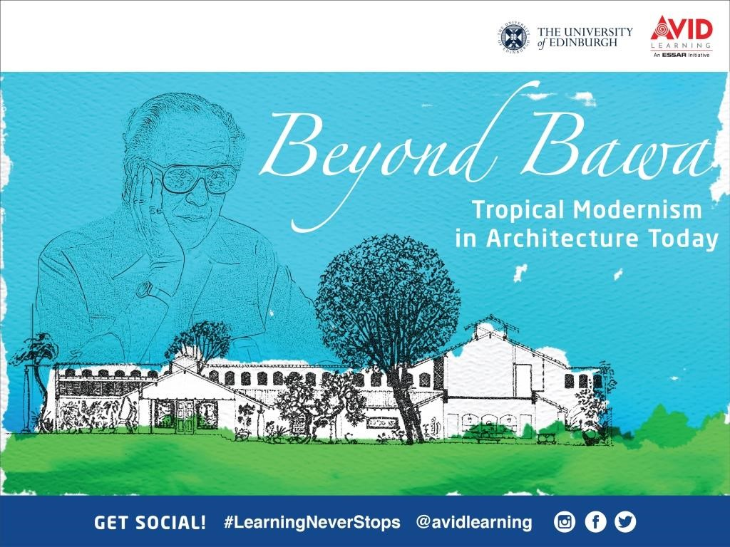 E-205 - Beyond Bawa: Tropical Modernism in Architecture Today